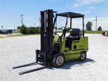 Clark GCX 25 Forklift