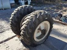 Goodyear Front Tires, Axles, an