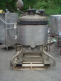 100 GALLON STAINLESS STEEL REAC