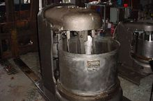 40 GALLON J H DAY STAINLESS STE