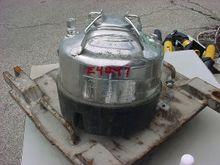 1.5 gallon 316 STAINLESS STEEL