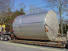 15,400 gallon 304 STAINLESS STE