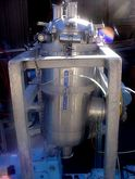 12 GALLON SANITARY STAINLESS ST