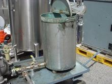 20 gallon STAINLESS STEEL TANK
