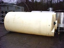 1500 gallon POLY STORAGE TANK #