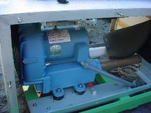 3 HP CENTRIFUGAL BLOWER AMETEK
