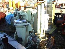 2 Hp SHARPLES CENTRIFUGE OIL WA