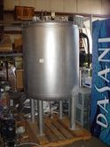 200 gallon 316L STAINLESS STEEL