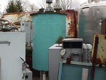 275 gallon FIBERGLASS TANK #A-1