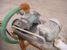 400 CFM ROTARY BLOWER VACUUM BO