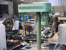 15 HP HOCKMEYER DISPERSER #B-32