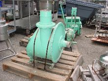 2 HP SPENCER TURBINE CENTRIFUGA