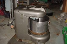 10 GALLON J H DAY PONY MIXER #B