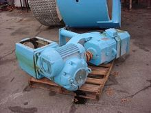 15 HP RIGHT ANGLE DRIVE MIXER N