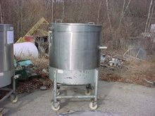 180 gallon 316 STAINLESS STEEL
