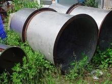 315 GALLON STAINLESS STEEL CONE
