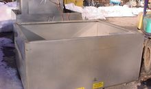 630 gallon STAINLESS STEEL RECT