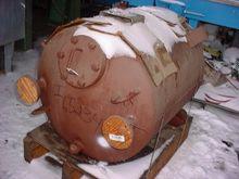 100 gallon CARBON STEEL PRESSUR