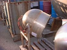 30 GALLON STAINLESS STEEL STEAM
