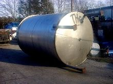 3000 gallon 304 STAINLESS STEEL