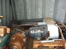 25 HP HOCKMEYER DISPERSER #B-32