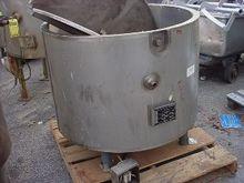 80 gallon STAINLESS STEEL JACKE