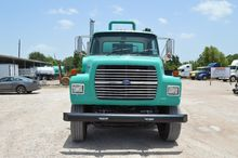 1996 Ford LT8000 - DOT CODE