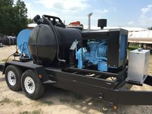 2006 2006 Jetter/ Sewer Trailer