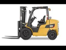 Used Caterpillar Pd8000 Forklift For Sale In Ohio Usa