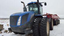 Used 2011 Holland T9