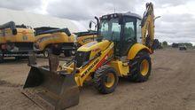2012 New Holland B95