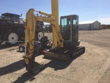 2014 New Holland E35B