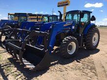 2016 New Holland TS6.140