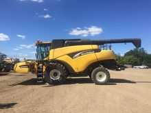 2006 New Holland CR970