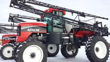 Used 2010 Apache AS1