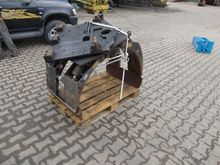 Ball Clamp, hydr. Bale gripper