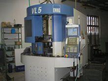 Used 2007 EMAG VL5 i