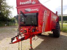 2009 Jeantil EVR 16-12 Manure s