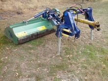 2012 Desvoys DMF Verge mower