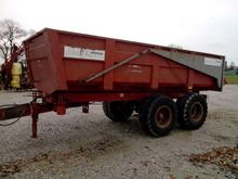 1998 Alein BMI12 Cereal tipping