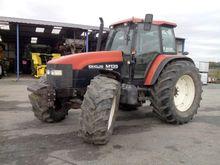 1996 New Holland M135 Farm Trac