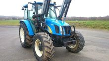 2012 New Holland T5050 Farm Tra