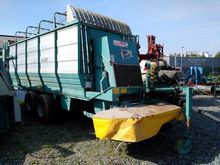 2011 Jeulin T300 Self loading w