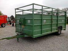 2002 Demarest B50 Livestock tra