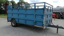 1995 Godimat BG 45 Livestock tr