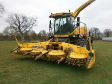 2008 New Holland FR9060 Self-Pr