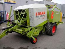 2007 Claas ROLLANT 255 Baler wr