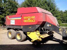 2001 New Holland BB960 Large sq