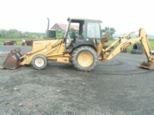 Used Ford 555C Backhoe