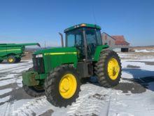 John Deere 7810 MFWD Tractor